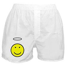 smileyhalo4 Boxer Shorts