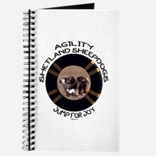Agility Shetland Sheepdogs Jump Journal