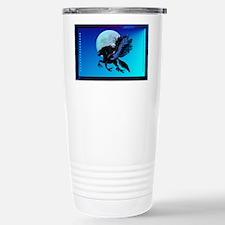 Wall Peel Pegasus Travel Mug