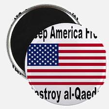 destroy_al_qaeda Magnet