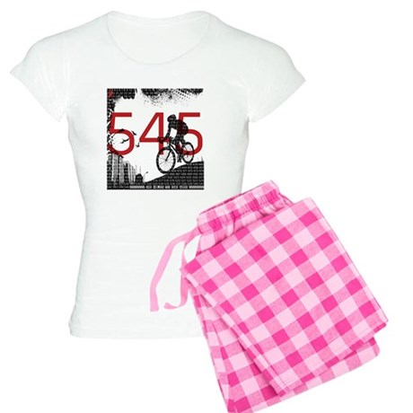 545_Design2b Women's Light Pajamas