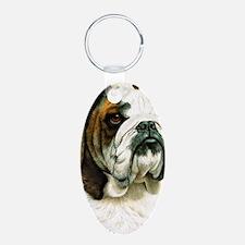 Bulldog 2 Keychains