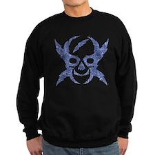 lightning-sk3-blu-T Jumper Sweater