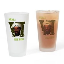 binladen Drinking Glass