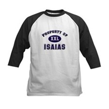 Property of isaias Tee