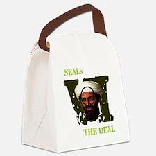 binladen Canvas Lunch Bag