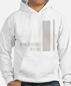 WTC september 11 th attacks Hoodie