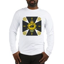 Gneisenau Colberg Prussian Bat Long Sleeve T-Shirt