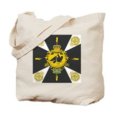 Gneisenau Colberg Prussian Battle Flag Tote Bag