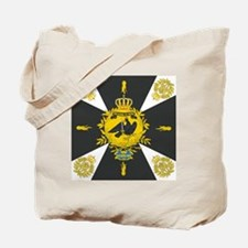 Gneisenau Colberg Prussian Battle Flag Tote Bag