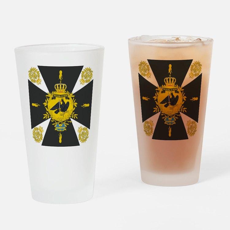 Gneisenau Colberg Prussian Battle F Drinking Glass