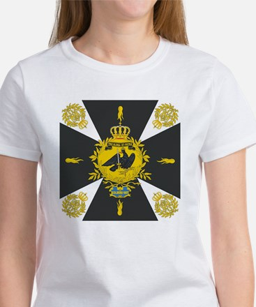 Gneisenau Colberg Prussian Battle  Women's T-Shirt
