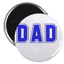 Best Dad Ever White Magnet