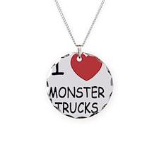 MONSTER_TRUCKS Necklace