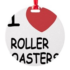 ROLLER_COASTERS Ornament