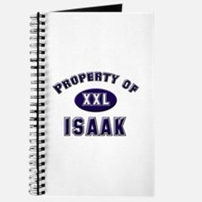 Property of isaak Journal