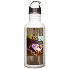 Dashing Doxie Water Bottle