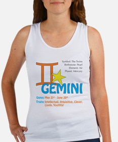 geminnisquare Women's Tank Top