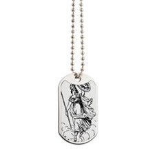 pallas athena Dog Tags