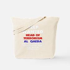 GONE_FISHING_BIN_LADEN_12B12rwb Tote Bag