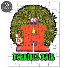 Horrible Hair Puzzle