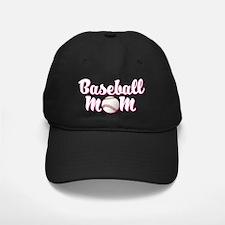 baseball_mom_trans Baseball Hat