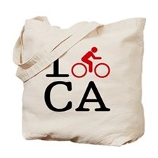 Bike-CA Tote Bag