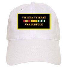 uss-dubuque-vietnam-veteran-lp Baseball Cap