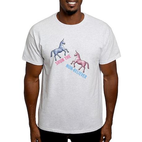 Charlie-D1-BlackApparel Light T-Shirt