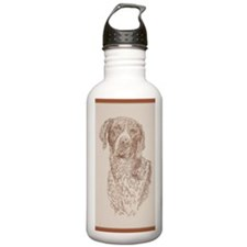 Pointer_KlineY Water Bottle