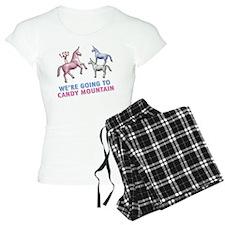 Charlie-D3-WhiteApparel Pajamas