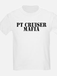 PT Cruiser Mafia Kids T-Shirt