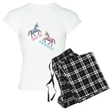 Charlie-D1-WhiteApparel Pajamas