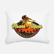 CAFE065MoonsRiverFF Rectangular Canvas Pillow