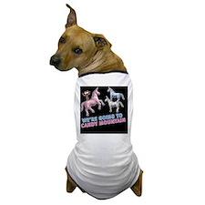 Charlie-D3r-Buttons Dog T-Shirt