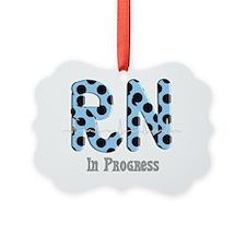 RN in Progress Ornament