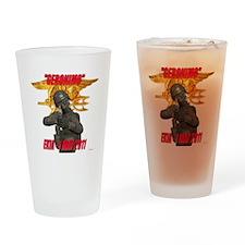 Geronimo_EKIA Drinking Glass