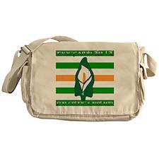 TÁL Easter Lily Messenger Bag