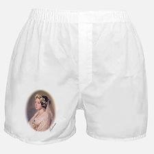 Queen Victoria Boxer Shorts