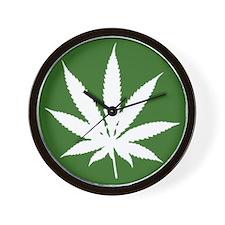 Cannabis Wall Clock