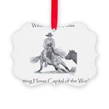 weatherford 001 Ornament