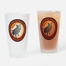 New ACDRA Logo transparent Drinking Glass