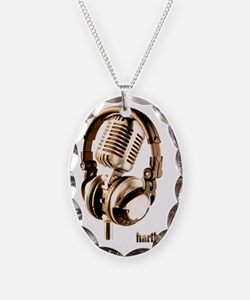 Microphone check Necklace