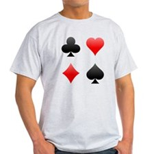 Card-Suits-Vector-003.png T-Shirt