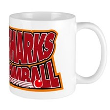 SA Sharks Broomball Mug