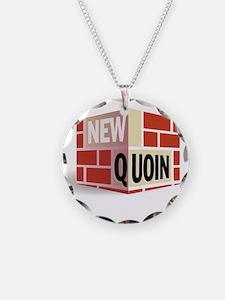 NewQuoinLargeBricks Necklace