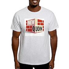 NewQuoinLargeBricks T-Shirt