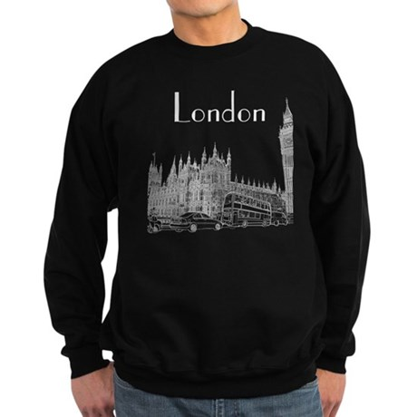 London_10x10_apparel_BigBen_Whit Sweatshirt (dark)