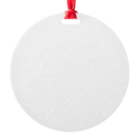 London_10x10_apparel_BigBen_White Round Ornament