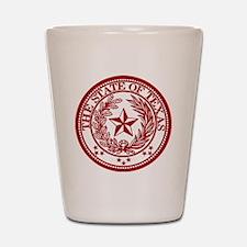 TexasRed Shot Glass